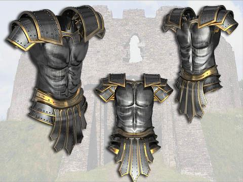 Как сделать титановую броню